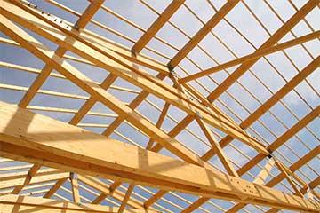tetti in legno caratteristiche