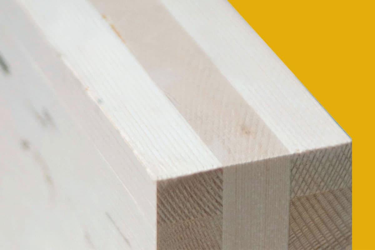 caratteristiche del legno incrociato xlam
