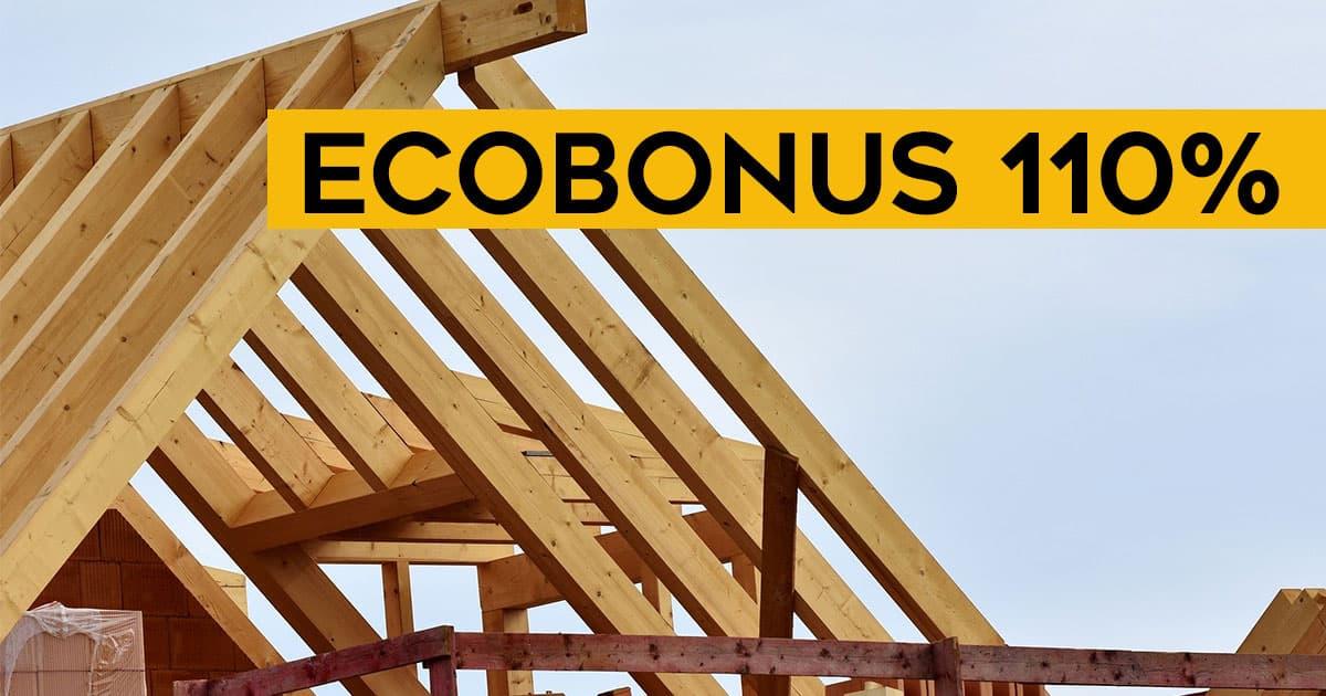 Superbonus energia 110% tetto ventilato e come accedervi
