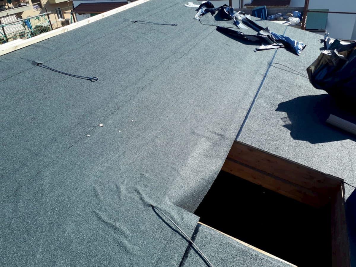 impermeabilizzazione tetto legno