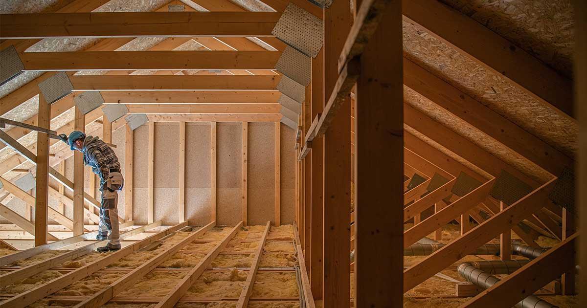 I vantaggi dei tetti in legno