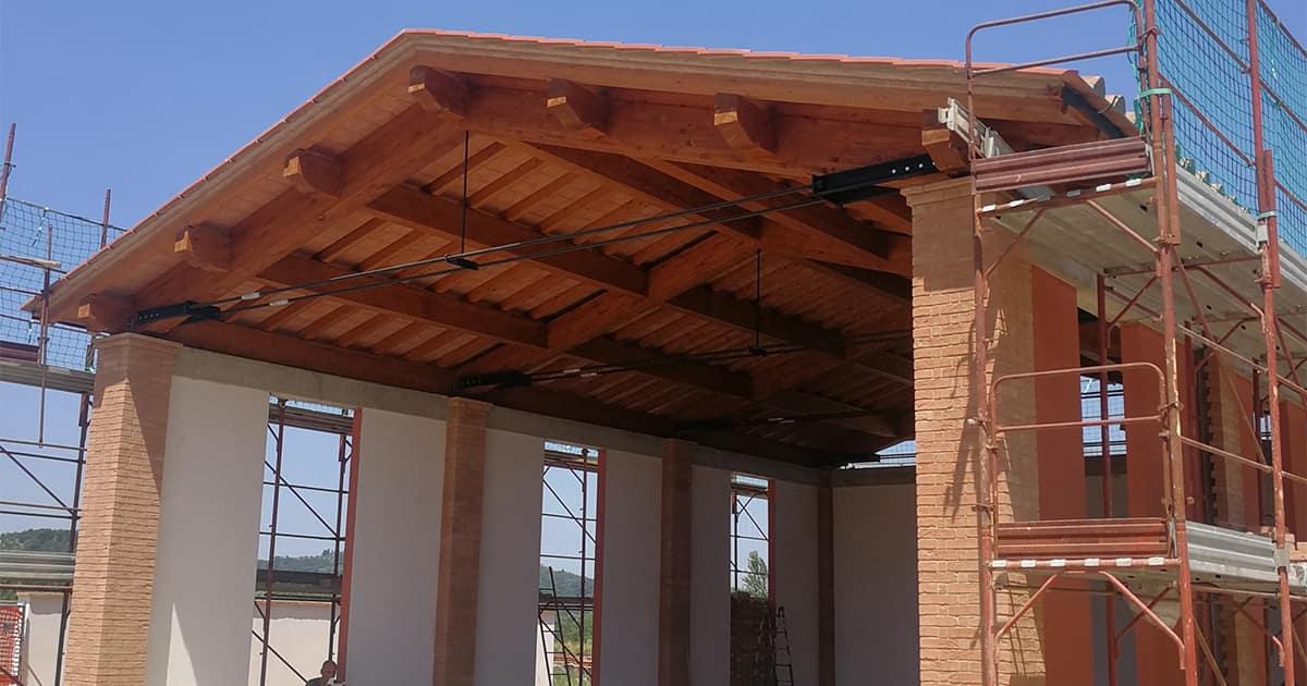 peccioli tetto legno tecnocoperture