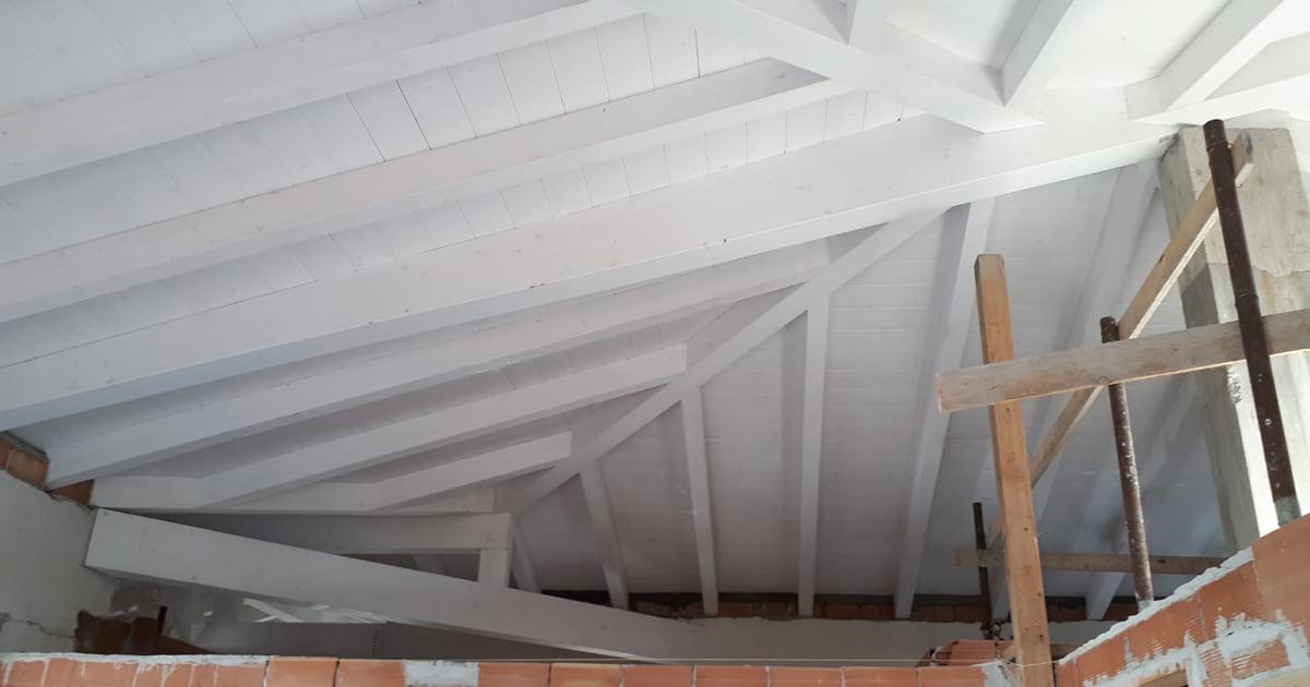 travature tetti legno pistoia